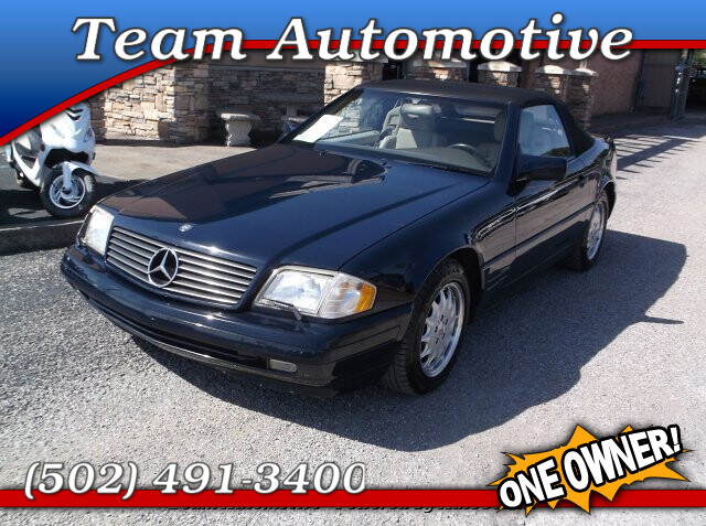 1996 Mercedes Benz SL-Class SL500 Roadster 5-Speed Automatic